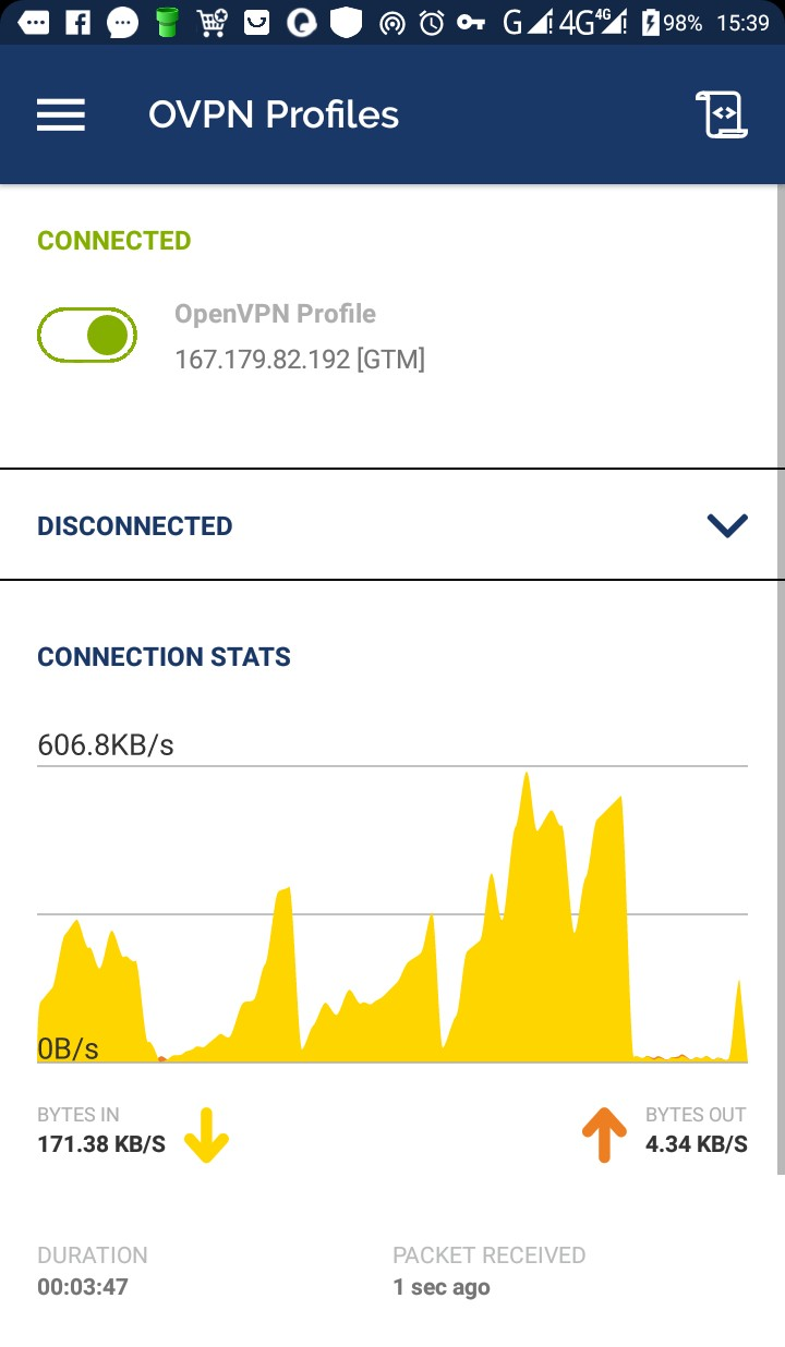 Weekend Tricks: OpenVPN Free Unlimited Internet Trick For Sun and
