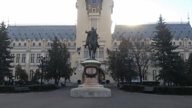 חזית ארמון התרבות ביאש