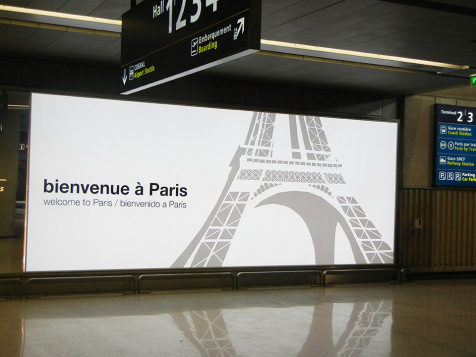 Aeroporto de Paris