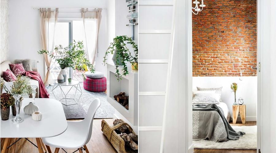 wystrój wnętrz, wnętrza, urządzanie mieszkania, dom, home decor, dekoracje, aranżacje, small apartments, małe mieszkanie, mała przestrzeń, styl skandynawski, scandinavian style, jasne wnętrza, salon, pokój dzienny, living room