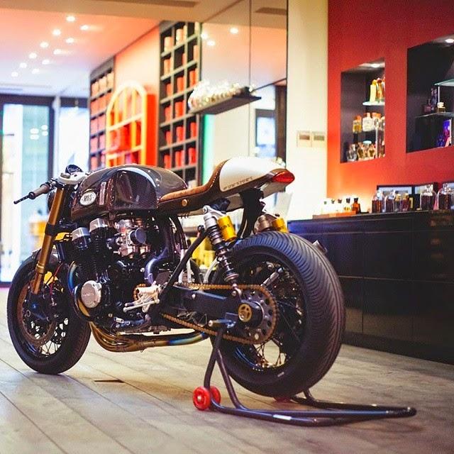 Cafe Racer 89ers