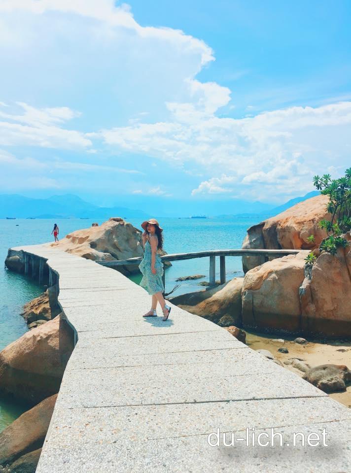 Vẻ đẹp của Ngọc Sương Resort