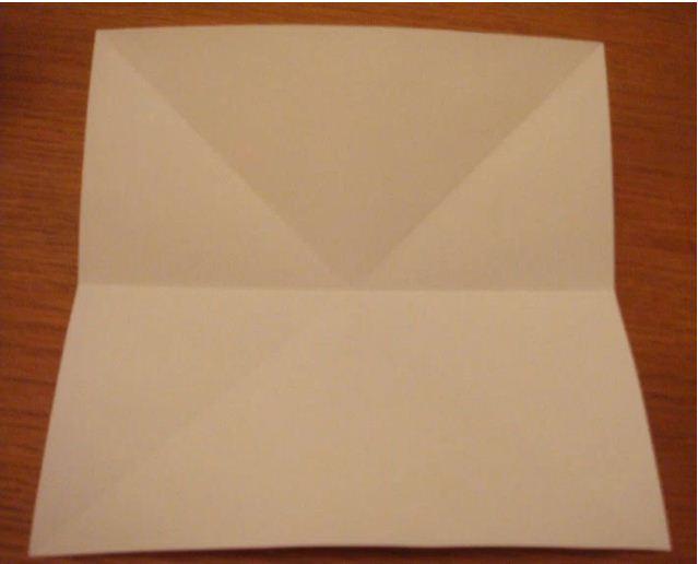 Belajar melipat kertas origami