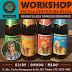 Loja Mestre-Cervejeiro.com Pituba promove Wokshop sobre Escola Belga de Cervejas, 02/09