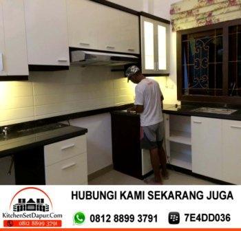 Jasa pembuatan kitchen set bogor jasa pembuatan kitchen for Jual kitchen set bekas
