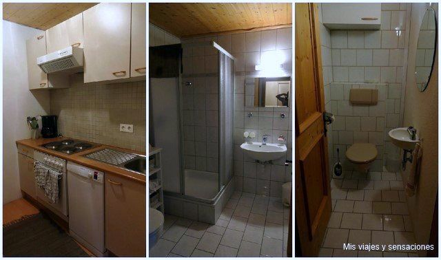 Apartamento en el Tirol, Austria