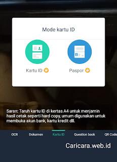 Cara Agar Foto Identitas Diapprove Adsense Menggunakan Apk CamScanner