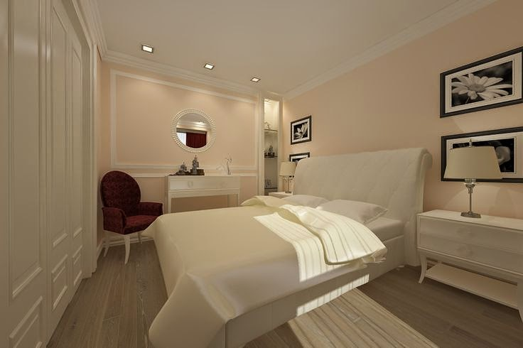 design - interior - dormitor - apartament - Constanta