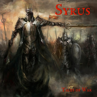 "Το τραγούδι των Syrus ""Thru Knights Eyes"" από το album ""Tales of War"""