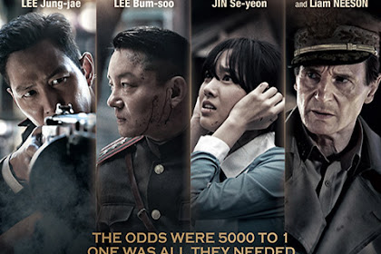Operation Chromite / Incheon Sangryuk Jakjeon / 인천상륙작전 (2016) - Korean Movie