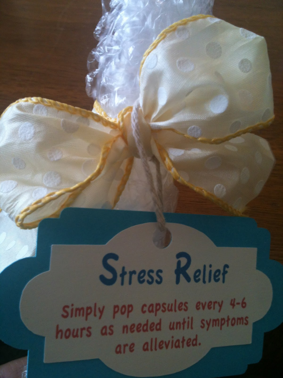 Blog Me Fit Stress Relief Gift