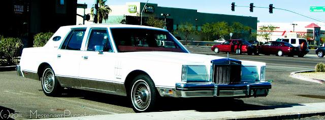 1982 Lincoln Continental Mark VI
