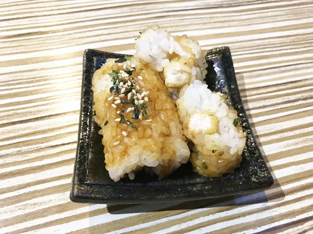 日式醬烤飯糰