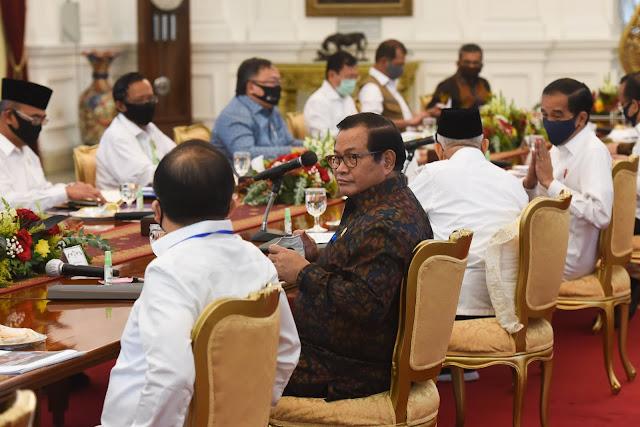 Jokowi Minta Percepat Pencairan Pembayaran Pelayanan Kesehatan untuk COVID-19