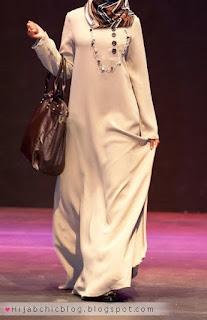 Model Gamis Lebaran Terbaru 2017