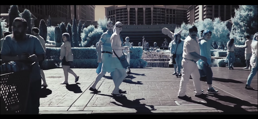 sony rx100 infrared Philip Bloom las vegas video