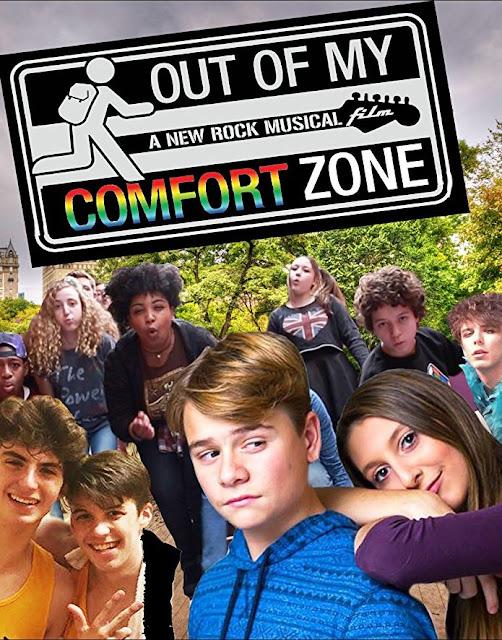 Fuera de mi zona de confort, film