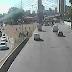 Avenida Lima e Silva com trânsito livre