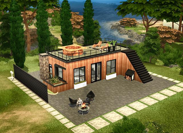 Modern Starter Cabin TS4