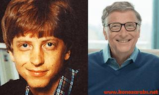 معلومات مدهشة عن بيل غيتس : مؤسس شركة مايكروسوفت