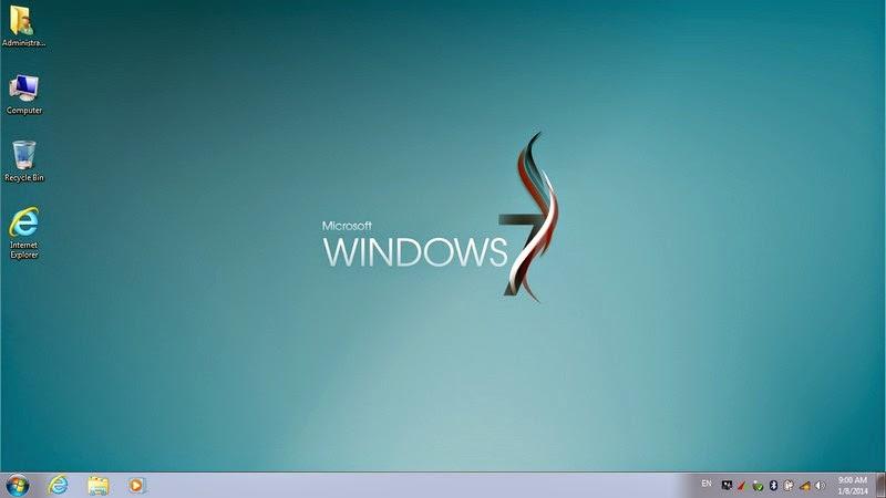 Aerometro light theme for windows 7 | 7themes.