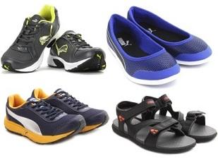Women s Puma Shoes   Sandals - Flat 41% Off   Flipkart ... c03a19e801