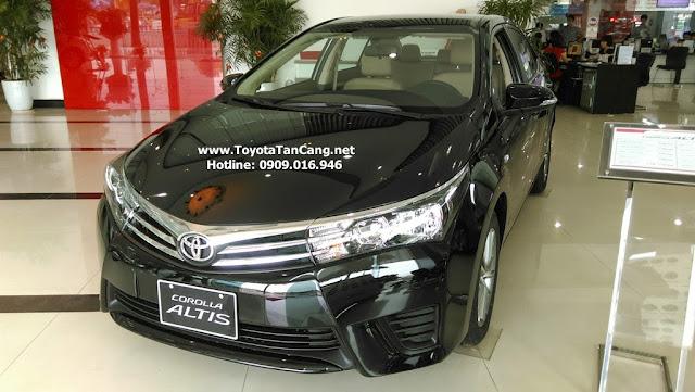 Toyota Việt Nam ra mắt Corolla Altis 2016 Facelift với nhiều tính năng mới, giá không đổi