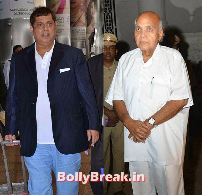 David Dhawan, Ramoji Rao, Arpita Khan's wedding Guest List - Bollywood celebs who attended Salman Khan's Sister Wedding