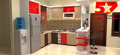kitchen set murah di tulungagung