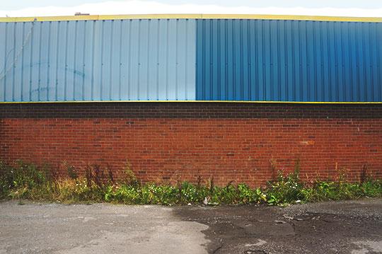 urban photography, Sam Freek, industrial, art, contemporary, warehouse, urban decay,