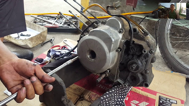 Masalah yang Sering Terjadi Pada Mesin Motor Beserta Penanganannya