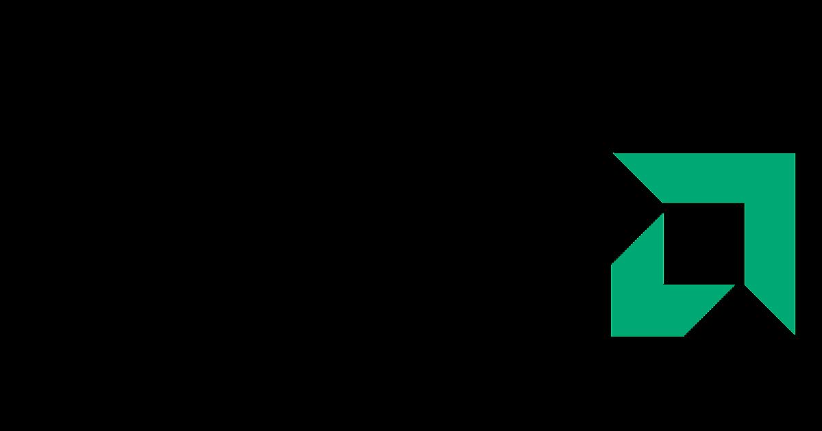 amd logo vector ~ format cdr, ai, eps, svg, pdf, png