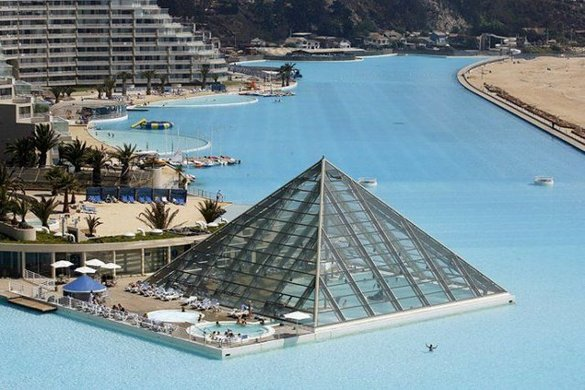 1001archives where is the largest pool in the world - Where is the worlds largest swimming pool ...
