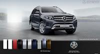 Mercedes GLS 350d 4MATIC 2017 màu Xám Tenorite 755