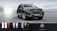 Mercedes GLS 350d 4MATIC 2018 màu Xám Tenorite 755