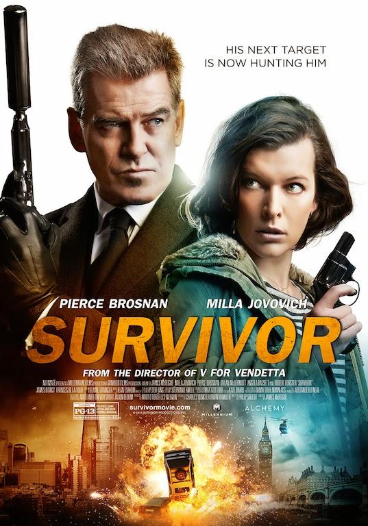 Survivor เกมล่าระเบิดเมือง [HD]