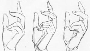 Susah Menggambar Tangan? Begini Tutorialnya