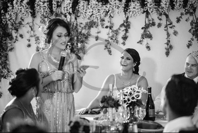 Giving a Maid of Honor Speech