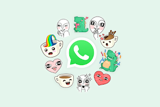 Stickers Now Available on Whatsapp Also