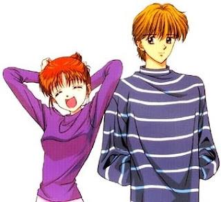 La familia crece Anime - Miki y Yuu
