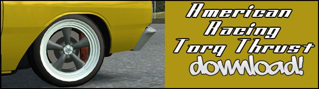 American Racing Torq Thrust byLM