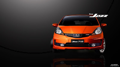 New Honda Jazz