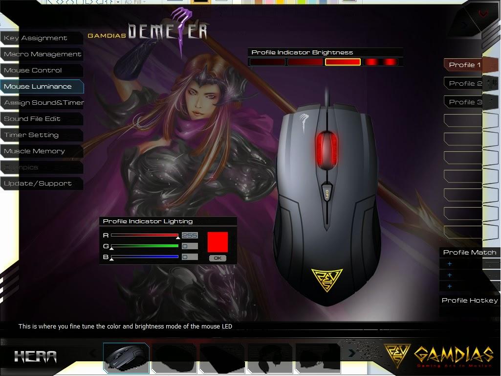 Gamdias Demeter Optical Gaming Mouse 13