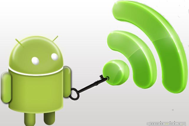 Cara Membobol / Mengetahui Pasword WiFi Melalui Android