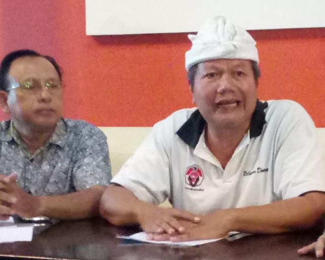 Breaking News..  Aliansi Organisasi Krama Hindu Bali Rekomendasikan 5 Calon DPD RI dari Bali