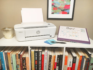Creating a College Management Binder + Free printables -