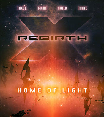 X Rebirth Home of Light Download for PC