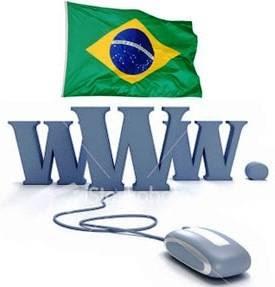Internautas brasileiros.