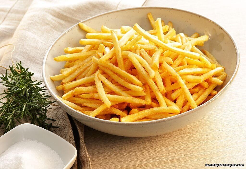 Bahaya kentang goreng