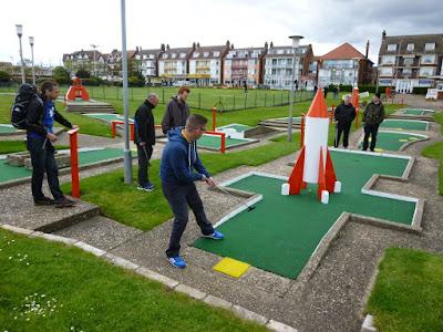 Skegness Arnold Palmer Putting Course